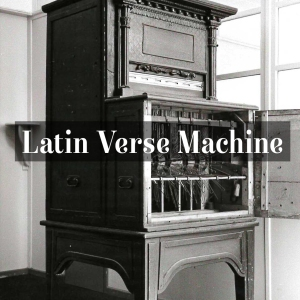 Latin Verse Machine