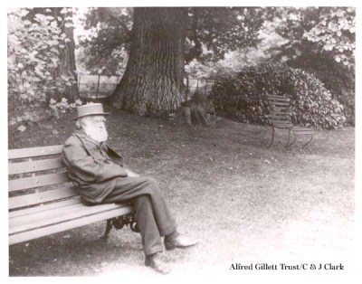 Alfred Gillett (1814-1904), fossil collector