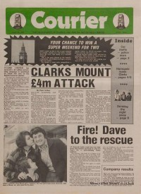 The Courier Issue 489 April 1982 coverb