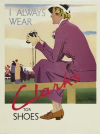 Clarks Tor Shoes, (1935)